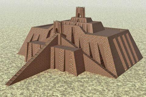 Ziggurat_of_ur
