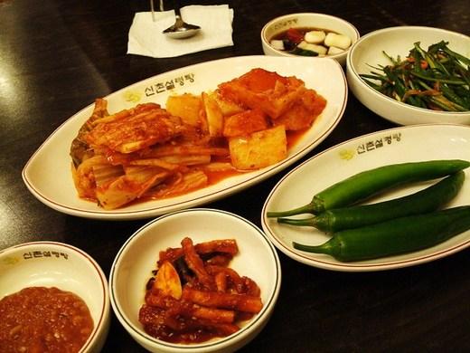 韓国と日本のお通し文化の違い