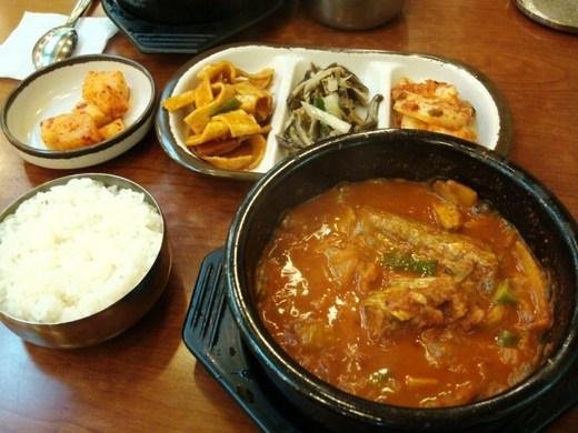 韓国の鯖の煮付けはぜんぜん違う! - コドゥンオジョリム -