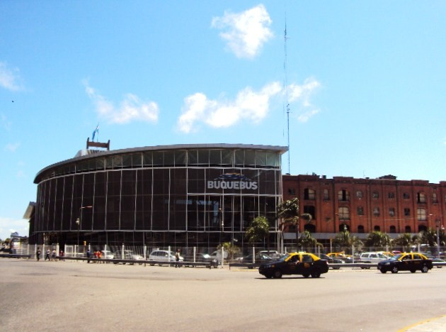 【南米6】 アルゼンチンとウルグアイは河向かい
