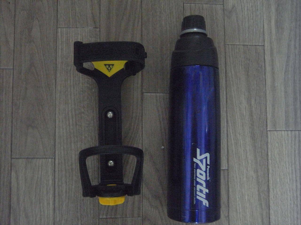 自転車の 自転車 ボトルケージ 水筒 : ... ボトルケージ TOPEAK(トピーク