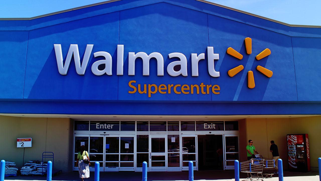 140516ウォルマート・スーパーセンター ■ウォルマートが15日発表した第1四半期(2月~4月