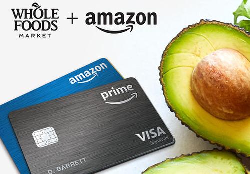 180221アマゾン&ホールフーズクレジットカード