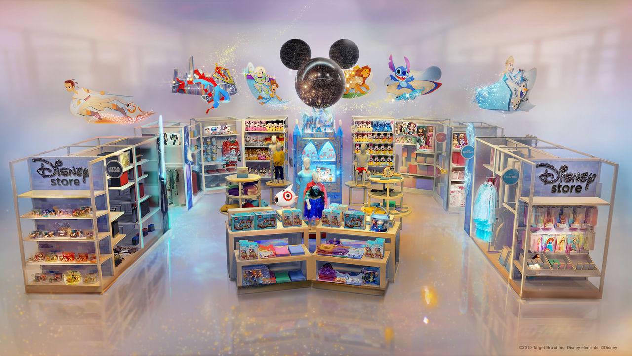 店舗 ディズニー ストア