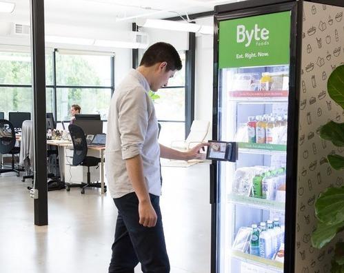 180523バイト・フーズ・スマート冷蔵庫