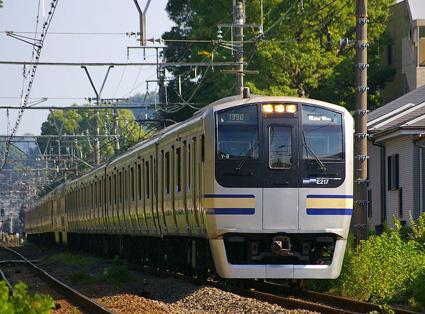 横須賀線E217系電車