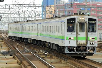 JR北海道キハ141系気動車