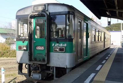 JR四国1200形気動車