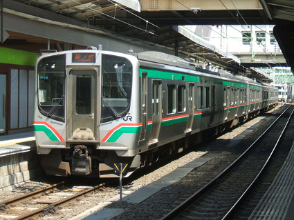 JR東日本E721系電車