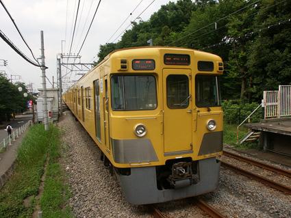 西武2000系電車