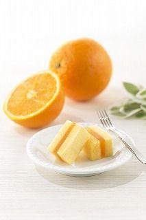 ユーハイムオレンジサンドバウム_イメージ