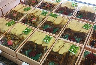 牡蠣だし巻き弁当(大徳寺さいき家)0