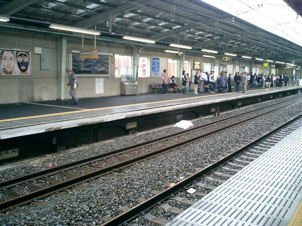 女子中学生2人が線路に飛び込み電車にはねられ死亡 [無断転載禁止]©2ch.netYouTube動画>3本 ->画像>9枚