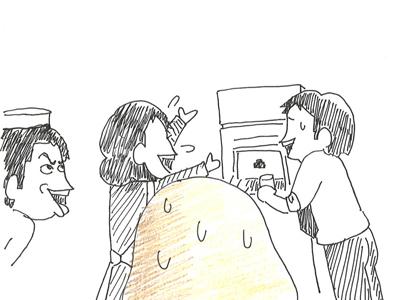 【漫画】♂♂ゲイです、ほぼ夫婦です-5