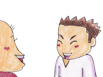 $【漫画】♂♂ゲイです、ほぼ夫婦です-17