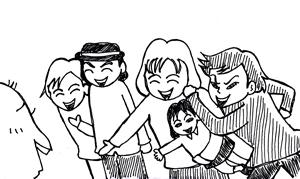 $【漫画】♂♂ゲイです、ほぼ夫婦です-7