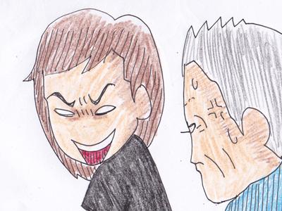 【漫画】♂♂ゲイです、ほぼ夫婦です-9