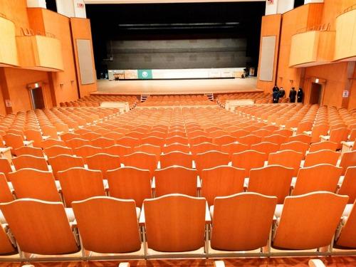 洋野町民文化会館