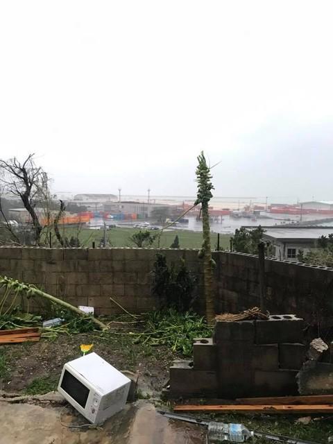 宮古島台風2