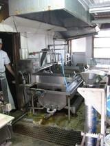 竹田製麺所0527店内