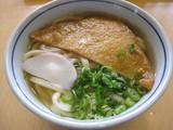 さぬき麺業松並店0521きつねうどん