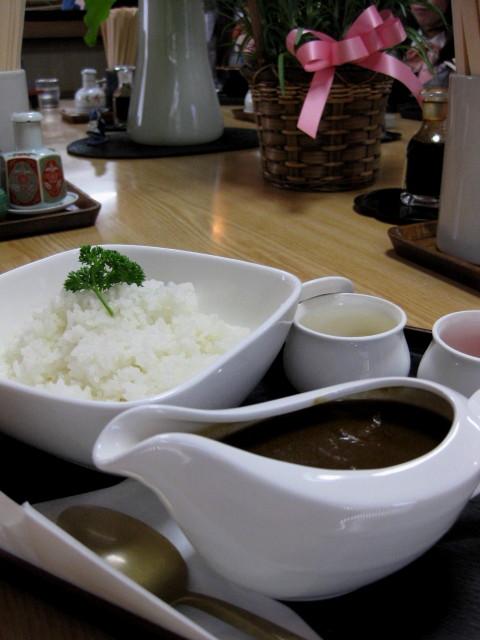 丸川製麺0514カレーライス