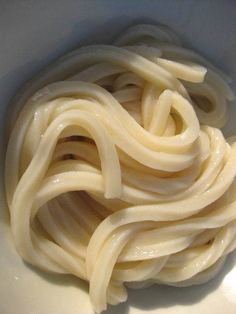 丸亀製麺所0207一玉