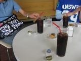 偕行社カフェ〜0519アイスコーヒーでまったり