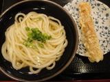 讃州製麺0218かけ小&ちくわ天