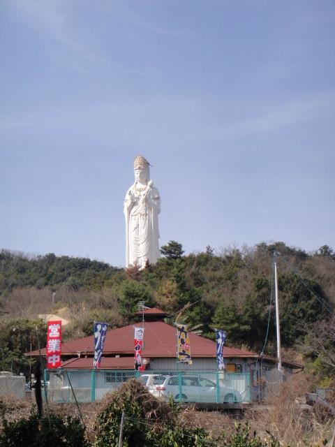 小豆島大観音&いっこう0225