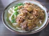 こんぴらや三谷店0326肉うどん