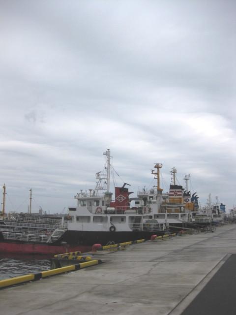 今日の丸亀港1109