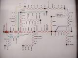 小豆島バス0225路線図