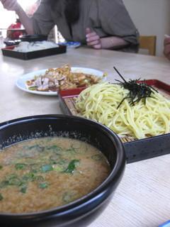 さぬ一0531ざるチャ(中華麺)