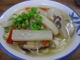 大島製麺1217しっぽく並