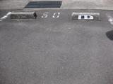 藤木食堂0608駐車場