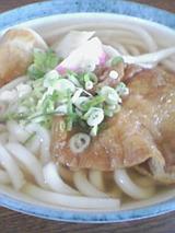 水田食堂0609きつねうどん420円