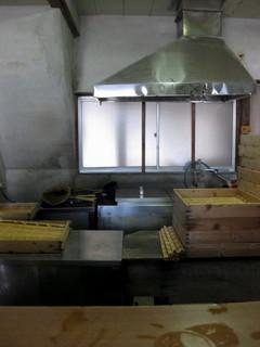 三谷製麺所0608店内
