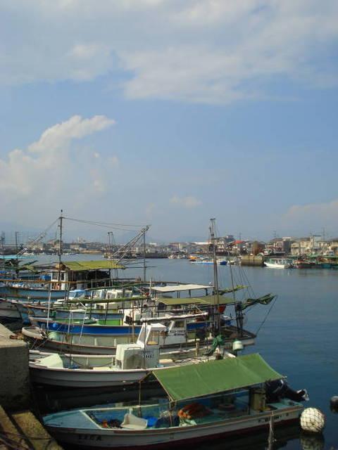 某漁港1009
