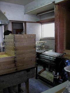 三谷製麺所0608店内その2