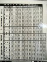 小豆島バス0225運行表