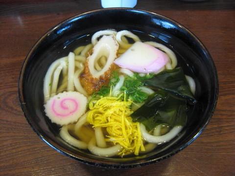 西竹食堂0227うどん