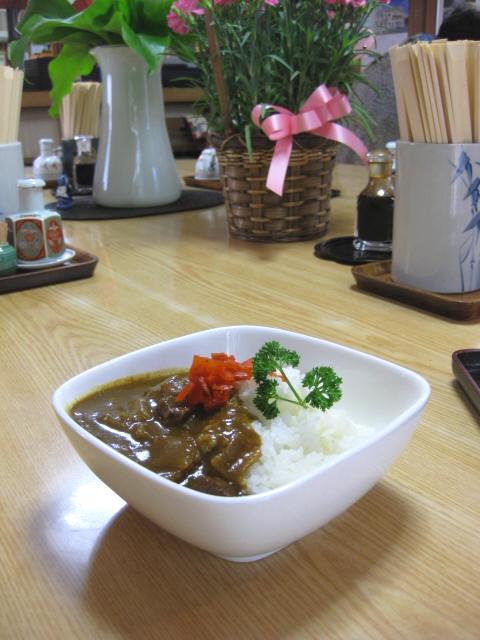 丸川製麺0514カレーライスその5