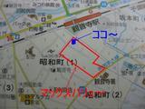 まるいち観音寺店1023地図