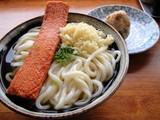 白川丸亀店0828ひやひや大+赤天&炊き込みむすび