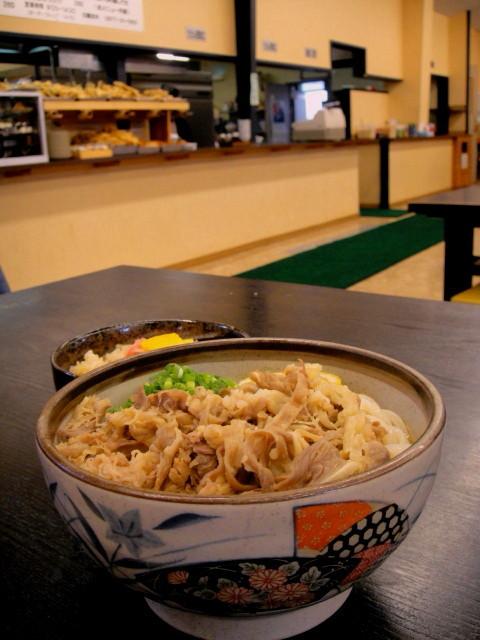 綿谷0630肉ぶっかけ&かやくご飯