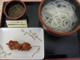 まるいち木太店1106湯だめ小+唐揚げ