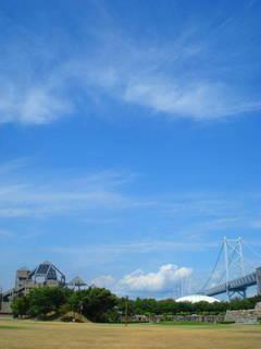 瀬戸大橋記念公園0817