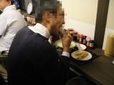 名麺堂北島店1129ドカ食い若いし