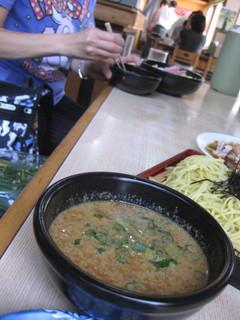 さぬ一0531ざるチャ(中華麺)その2